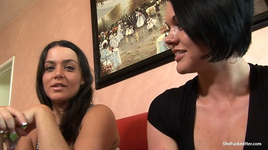 SheFuckedHer.com - Natasha Nice video screenshots - 1 -